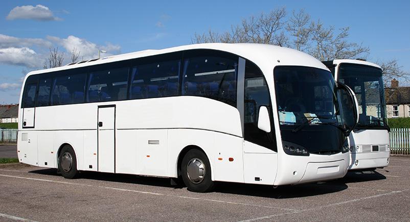 Doprava zaměstnanců autobusy