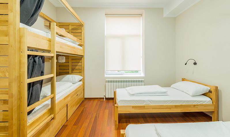 Ubytování pro zaměstnance